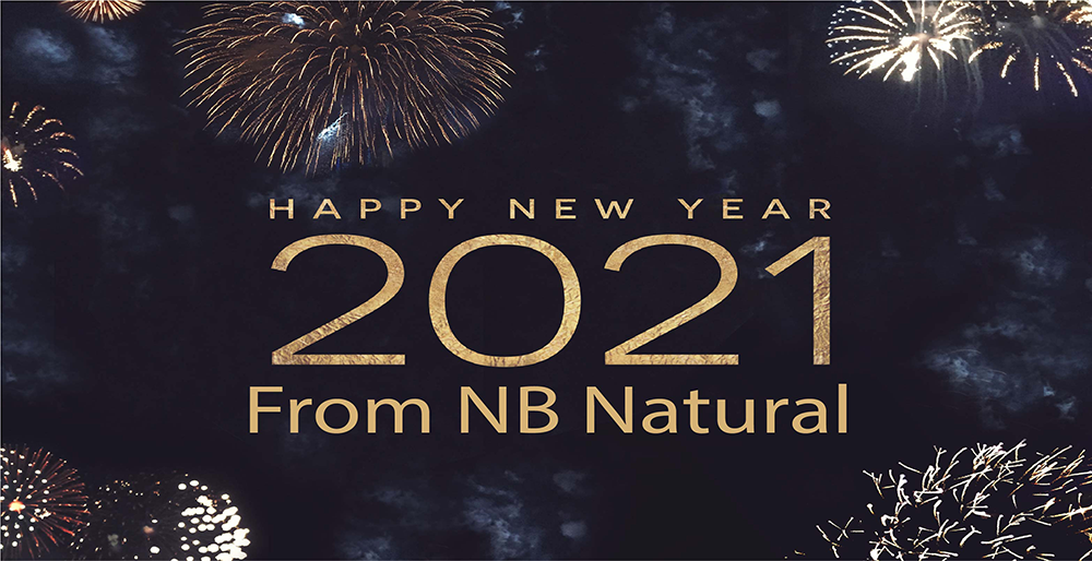Happy New Year 2021 from NB Natural